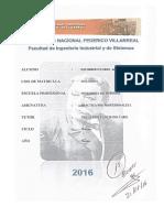 Informe PPP-I - ESCOBEDO FLORES, Juan Roberto