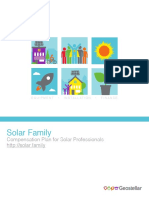 Solar Family Compensation Plan