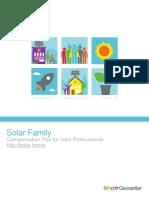 Solar Family Compensation Plan
