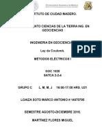 Ley de Coulomb-Marco Antonio Loaiza Soto