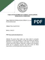 Derecho Internacional Publico Malvinas