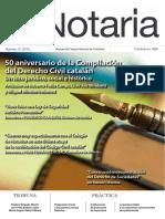 Angel Serrano - Revista La Notaria. 2010