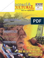 Revista Democracia Intercultural N° 9