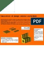 Laboratorio di design urbano sostenibile