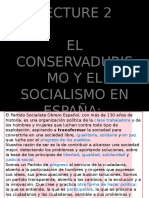 PP y PSOE Valores y Principios
