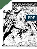 Hero System - Alliances.pdf