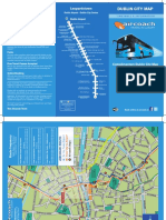 Dublin Map Leaflet