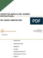 Aspectos Básico Del Diseño Estructural de Casas Habitación Final