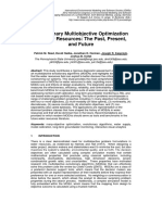 Evolutionary Multiobjective Optimization in Water Resources