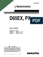 D65EX-15 67000- Up Español