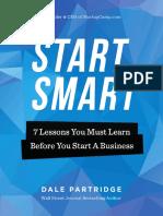 Start Smart eBook
