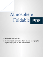 atmosphere layers foldable