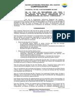 Resolucion 707-09 Mod
