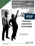 Chm 619 Lab Manual 2011