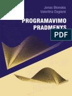 0 Programavimo Pradmenys XI XII Klasems 2001