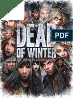 Dead of Winter Rulebook Es