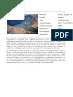 Volcanes De Nicaragua
