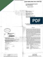 Contabilidad de Costos - Backer Morton Jacobsen Lyle Ram Rez David