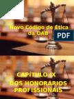 Apresentação Etica Profissional