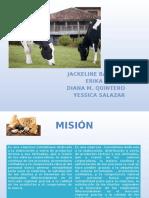 Analisis Empresa de lacteos