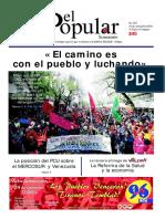 El Popular 363 Órgano de Prensa Oficial del Partido Comunista de Uruguay