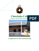 Cheechako Cafe Case
