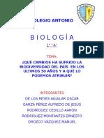 PRESENTACION BIOLOGIA 1