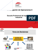 Semana 02 - Analisis de Decisiones Sesion
