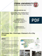 Barangay Sto. Domingo Powerpoint Presentation