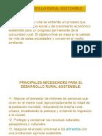 Presentacion Politica de Desarrollo Rural Con Enfoque Territorial