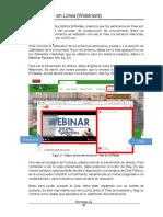 Participar en Webinar de EnRedes