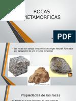 Sesion 4 Rocas MetamorficasS