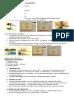 Cimentos e Técnicas de Cimentação