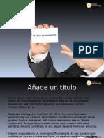 Plantilla Power Point Profesional de Empresa