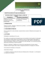 Actividad 1 Aplicación PLCs