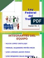 Expo Ley Federal Del Trabajo