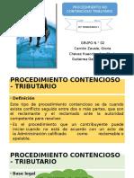 Diapo Tributario Proceso Contencioso Tributario