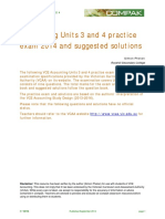 vcta 2014 exam  unit 3 4