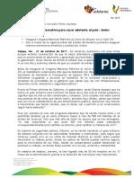 """21 10 2011 - El gobierno Javier Duarte de Ochoa asistió a la Inauguración del Congreso Nacional  """"Reforma al Juicio de Amparo en el Siglo XXI""""."""
