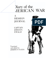 Ewalds Diary of the American War