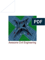 Awesome Civil Engineering