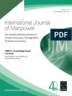 International Journal of ManPower