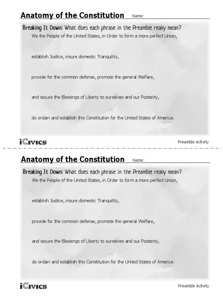 Anatomy Of Constitution 11 Article Three Of The United States