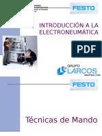 Curso Introduccion a La Electroneumatica