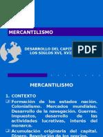 2. MERCANTILISMO