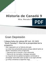 Historia de Canadá 9