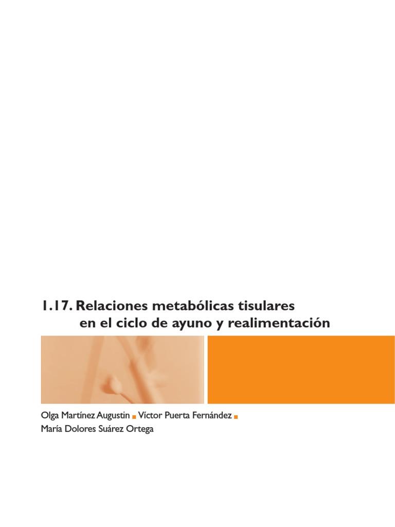 Metabolismo insulina Consejos