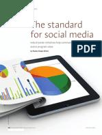The Standard for Social Media IABC part 1