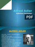 Alfred Adler REPORT Q