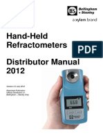 Hand Held Distributor Manual - 2012